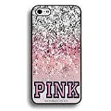 Pink Bling Victoria'S Secret Vs Phone Case Cover for Iphone 6 Plus/6s Plus 5.5 Inch Victoria'S Secret Pink Glitter