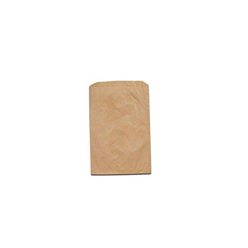 Duro Merchandise Bag, Kraft, 14'' x 3'' x 21'' 1000 Bags Per Case by Duro
