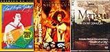 3-pk Nicaragua Dvds: Tierra Mia Nicaragua, Managua En Mi Corazon, Carlos Mejia Godoy En Concierto