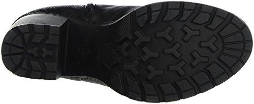 Rieker Dames Cheville Boot Noir 961806-1 Noir
