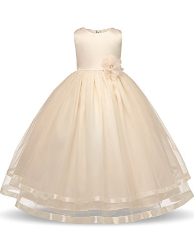 Buy lace tutu flower girl dress - 6