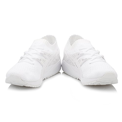 Tricot Runnning Asics Kayano Gel De Hommes Chaussures Formation Blanc Formateur fWnP7nR