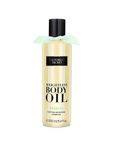 VICTORIA'S SECRET VERBENA BODY OIL FULL SIZE 8.4 fl. oz. new