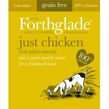 Forthglade Natures Menu Chicken (18 x 395g)