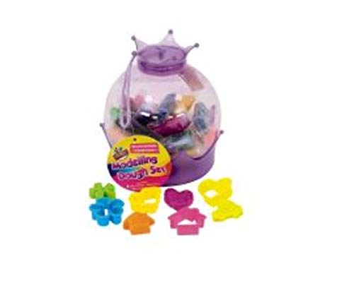 Tallon 2-in-1 Crown Money Box and Play Dough Set