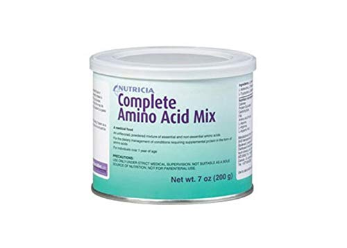 Complete Amino Acid Powder, 200 Gram Can (200g Powder)