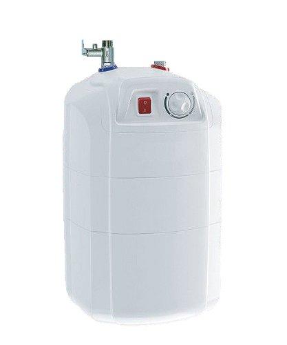 10 L é lectrique chauffe-eau 2.0 kW sous lavabo Installation sous pression d'eau Eldom 72325PMP