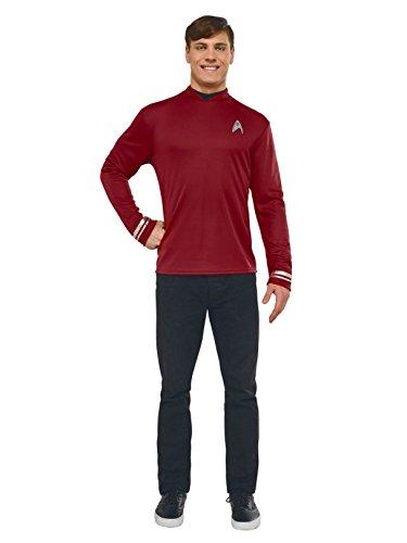 Star Trek Mens Deluxe Scotty -
