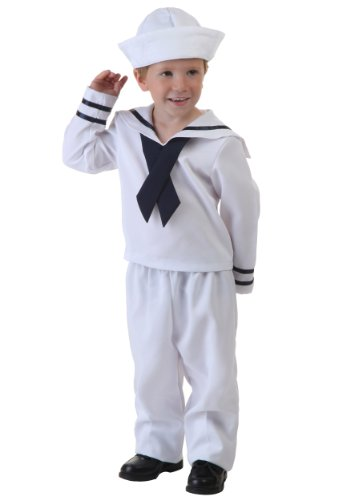 Sailor Costumes Boy (Little Boys' Sailor Costume 4T)