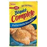 Bisquick Complete Mix - Buttermilk - 7.5 oz - 4 Pack