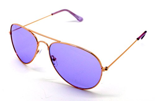 Sunglasses Sol Aviador Mujer Morado Hombre Espejo Gafas de 85qxg56