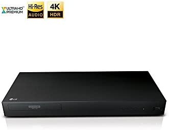 LG UP875 4K 3D Network Blu-ray Player