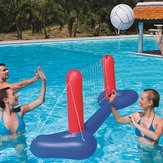 - Expansive Watery Miniature - Outdoor Sport Inflatable Beach Toy Swimming Pool Basketball Football Volleyball Game - Liquid Plaything Horizontal Diddle Dog Tearful Fiddle Naiant - 1PCs