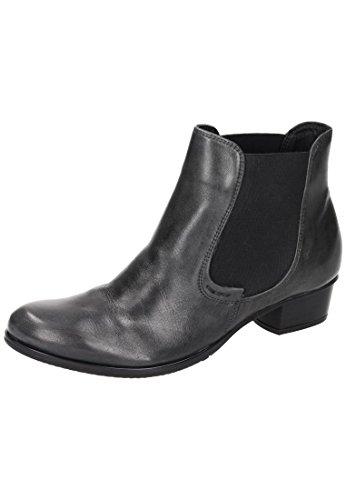 Piazza Dames Cheville Boot Gris 961758-9 Gris