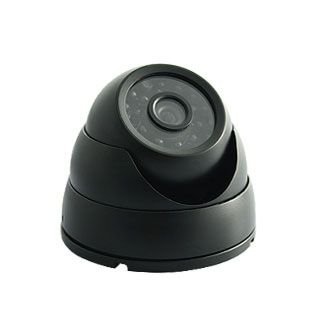 Zmodo CM-S22803BK 1/3-Inch Sony Color CCD 3.6mm Lens 540 TV Lines 80' IR Weatherproof Dome Ccd 3.6 Mm Lens