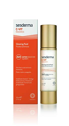 Sesderma C-VIT RADIANCE Glowing Cream Gel 1.7 fl. oz (Vitamin Radiance Cream)