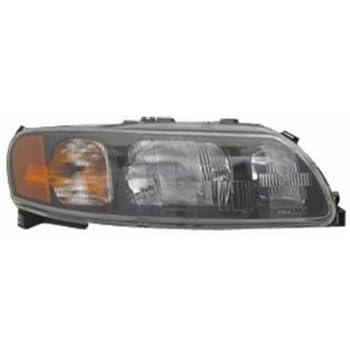 Volvo S60 Base 2 4T T5 Awd 01-04 Headlight Head Light Lamp 8693584-8  9151854-8 R