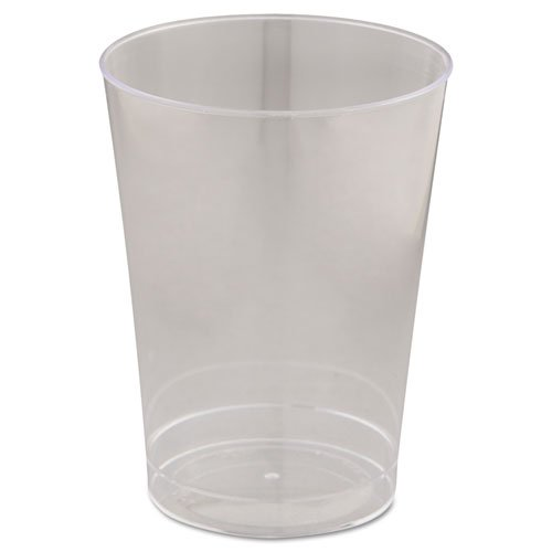 (WNA - Comet Plastic Tumblers, Cold Drink, Clear, 10oz, 500/Carton T10 (DMi CT )
