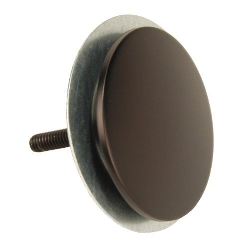 Sink Hole Plug - Faucet Hole Cover; Kitchen Sink Hole Cover, Oil Rubbed Bronze Finish - By Plumb USA 52024BOB