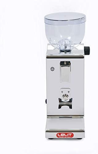 Lelit PL044MM Fred, Molinillo de Café - Micro Regulación de la ...