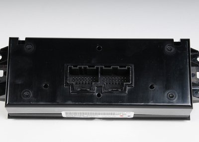 ACDelco 15886277 GM Original Equipment Heater, Air Conditioning, and Radio Control Module