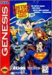Justice League Task Force - Sega Genesis