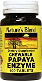 Papaya Enzyme 100 Chwbls Review