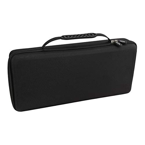 Aproca Hard Carrying Travel Case Fit Canon PIXMA iP110 Wireless Mobile Printer (Black) by Aproca (Image #4)