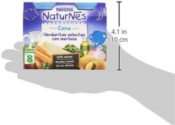 Nestlé Purés Pijama Tarrito de puré de verduras y carne ...