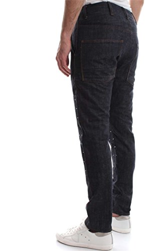 D04149 Homme scuro L 32 8454 Farroes star Blu G Jeans Denim xvU50