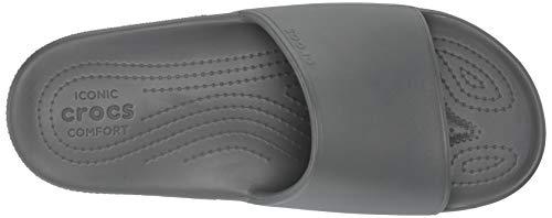 Unisex Adulto Classic Aperta Crocs Grigioslate Grey 0da Punta A Slide Sandali Ii wX8n0PkO