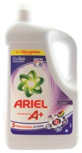 Ariel Professional Liquid Detergent - Colour Blue Sun 100w (c)
