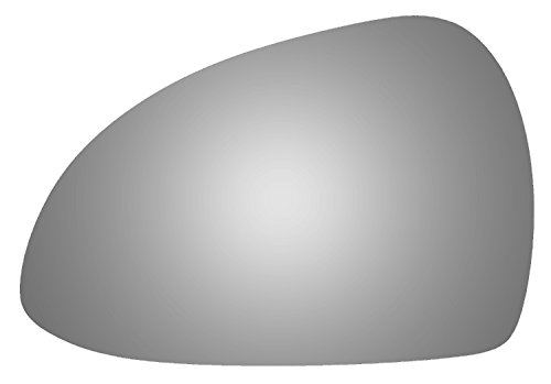 Burco 5654W Driver Side Mirror Glass Wide Angle for Porsche 911, Boxster, Cayman