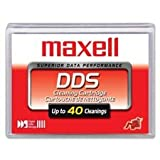 Maxell 4mm DDS Cleaning Data Tape (Maxell 186990 Cleaning Cartridge)
