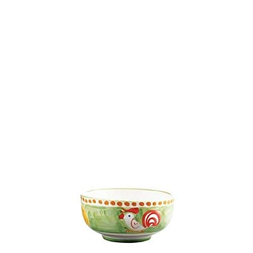 Vietri Gallina Cereal/Soup Bowl - Campagna Collection ()