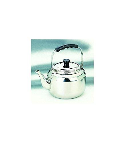 ibili, cafetera pava inoxidable, 1,6 litros 610201: Amazon.es: Hogar