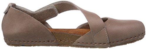 ART CRETA - Sandalias de vestir de cuero para mujer beige - Beige (ALBA)