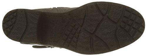 Tom Damen Su Misura 3795004 Biker Boots Gris (carbone Gris)