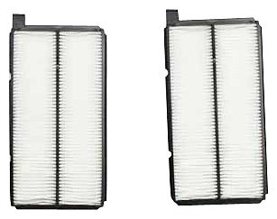 TYC 800068P2 Chevrolet Tracker Replacement Cabin Air Filter