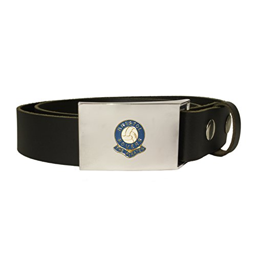 Bristol Memorial - Bristol Rovers football club leather snap fit belt