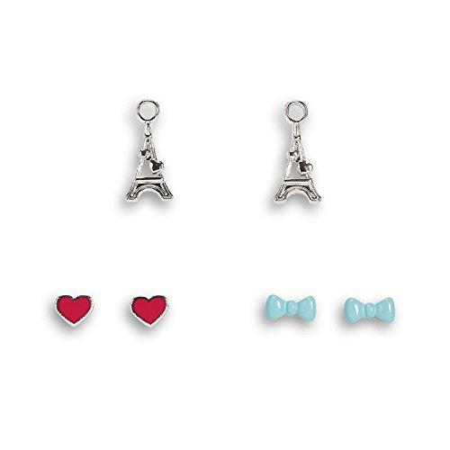 Doll Earrings - American Girl Grace's Earrings Set for 18