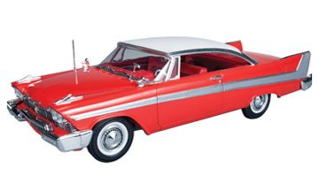 AMT 1/25 1958 Plymouth Christine Car Model Kit (Christine Model Car compare prices)
