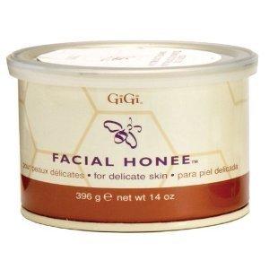 GiGi Facial Honee Wax 14 oz. (396 g) by GiGi