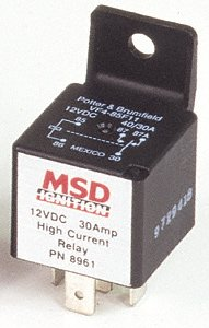 Amazon msd 8961 high current relay automotive msd 8961 high current relay sciox Images