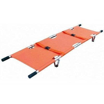 vivomed Duo Fold civière pour rapide et sûr–Horizontal/Vertical d'évacuation–pliable avec sac–Orange