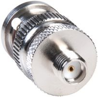 MULTICOMP (FORMERLY FROM SPC) 8589-0858 RF/COAXIAL ADAPTER, SMA JACK-BNC - Locations Spc