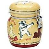 Ethical - Spot Dog Treat Jar (Pilates & Yoga Design)