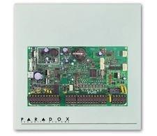 Paradox pxd92es Zentrale Alarmanlage evo192A Mikroprozessor 8Zonen