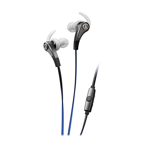 Audio Technica Sonic Fuel ATH-CKX9iS In-ear Headphones with