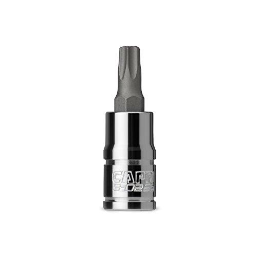 Capri Tools T27 Star Bit Socket, 1/4-Inch ()